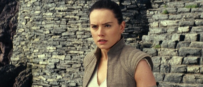 Rian Johnson & Daisy Ridley Talk Rey's Family History With Entertainment Weekly