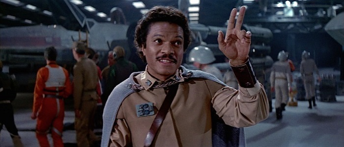Report That Billy Dee Williams Will Be Back As Lando In Episode IX