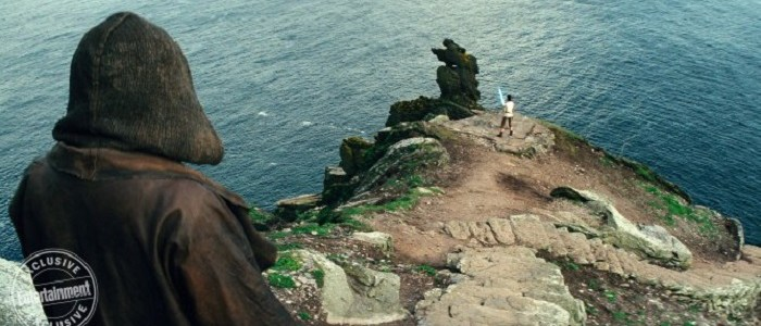 New The Last Jedi Images From Entertainment Weekly