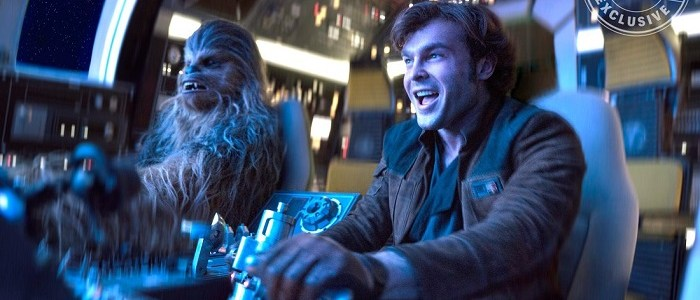 New Solo: A Star Wars Story Images From Entertainment Weekly