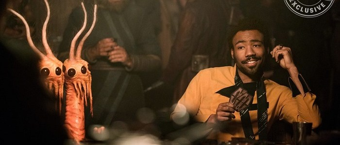 Donald Glover Talks Lando Calrissian With Entertainment Weekly