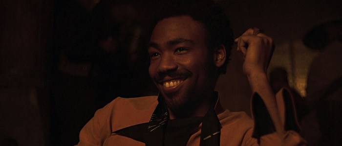 Scene Description From Solo: A Star Wars Story Shown At CinemaCon