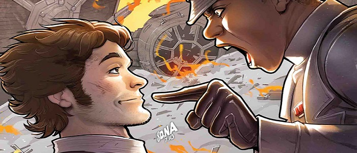 New Han Solo Comic Mini-Series Announced