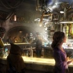 New Details On The Cantina Coming To Star Wars: Galaxy's Edge