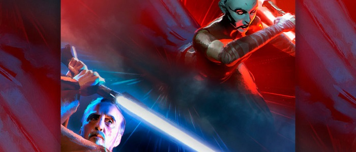 Star Wars Dooku: Jedi Lost Audio Novel Announced