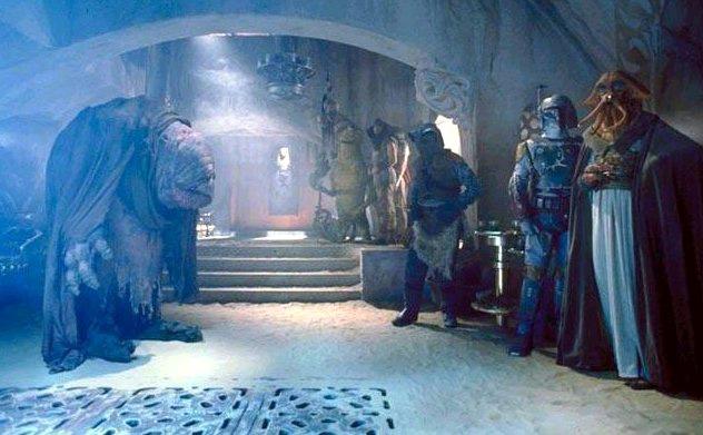 Inside Jabbas Palace  Tbones Star Wars Universe