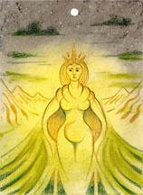 Moon Goddess - Capricorn
