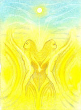 Moon Goddess - Gemini