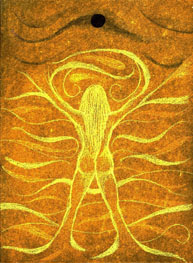 Dark Moon Goddess - Pisces