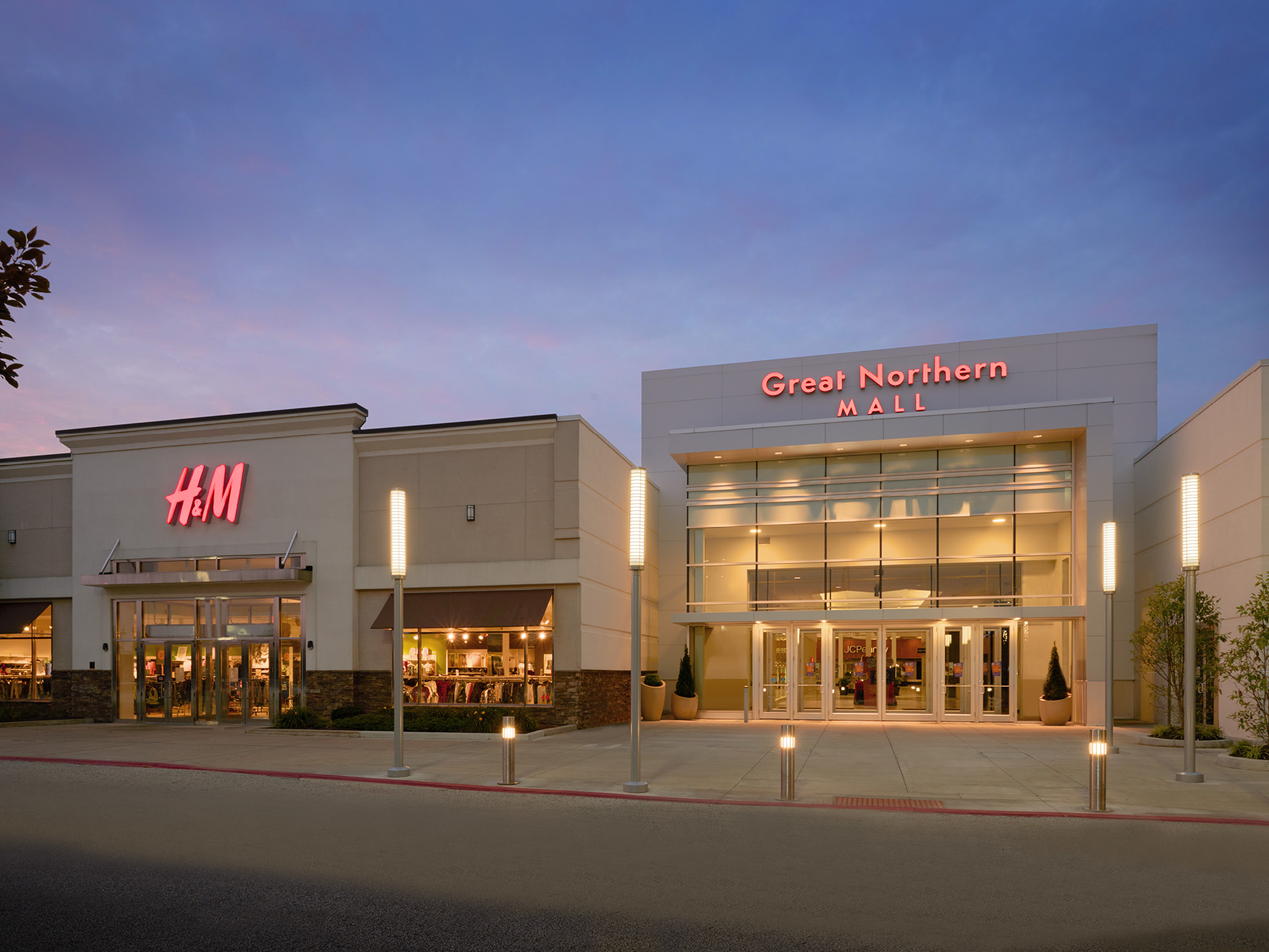 Great Northern Mall  Starwood Retail Partners