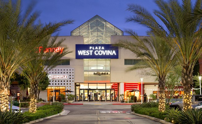 Plaza West Covina Starwood Retail Partners