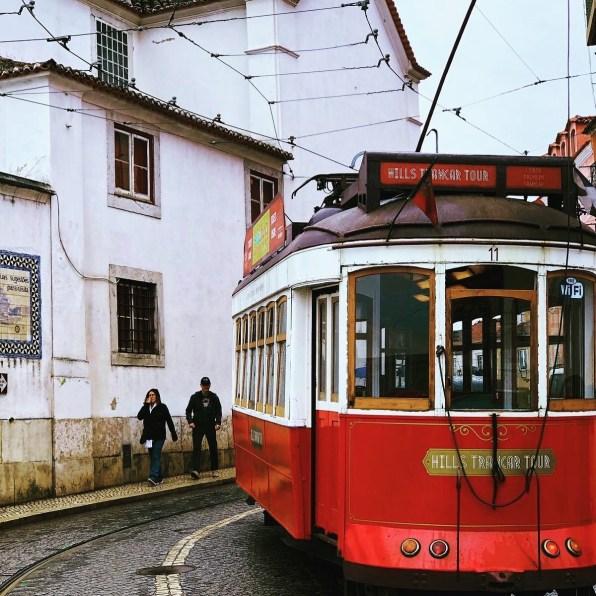 Tram picture