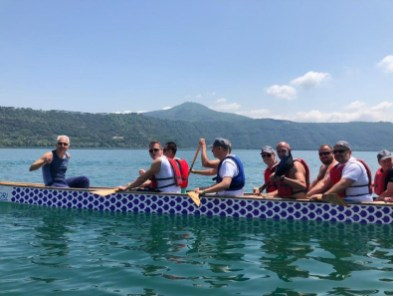 Dragon Boats in Italy