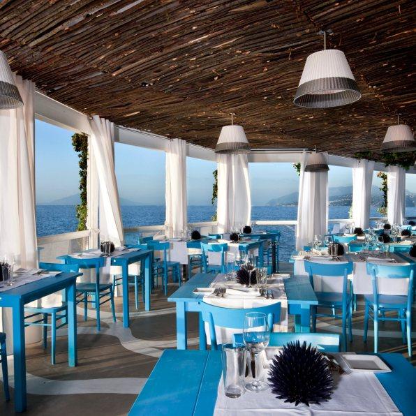 Restaurant Riccio Capri