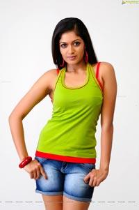 Beautiful Meghana Sunder Raj Glamarous Photos in High Definition