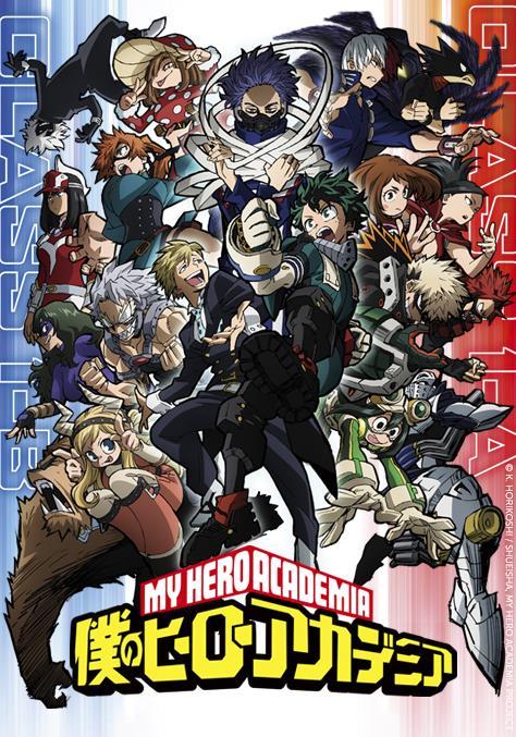 Boku No Hero Academia Season 2 Episode 13 : academia, season, episode, Watch, Academia, Streaming, Online, Shows, STARZPLAY