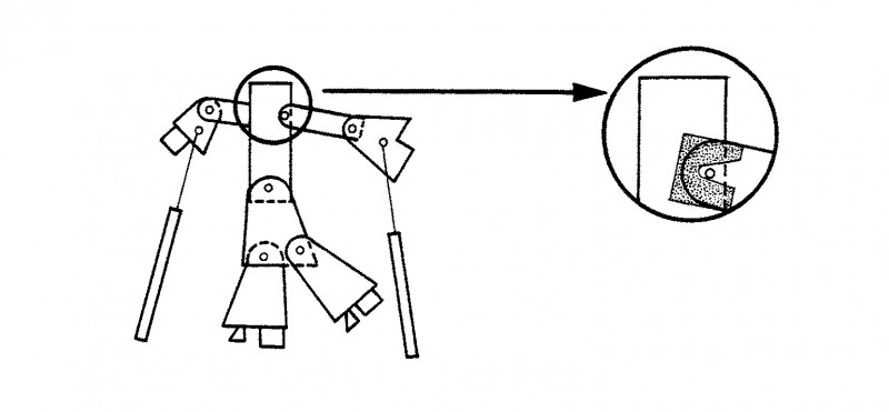 Support System for Fragile Three-dimensional Objects