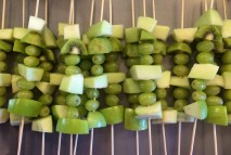Green Kabobs for the Quilters
