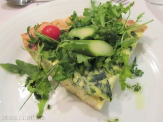 Quiche, one of my favourite foods.