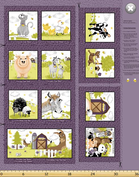 Barnyard Buddies Soft Book