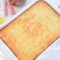 Homestyle Honey Cornbread