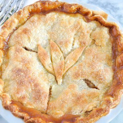 Homestyle Apple Pie
