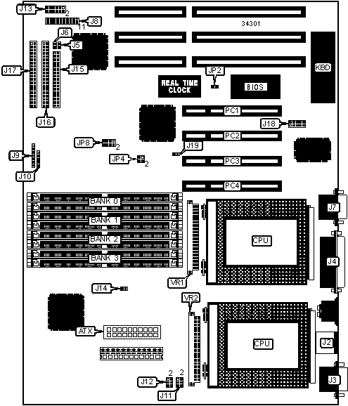 P6FX2-A (VER. 1.1) Motherboard Settings and Configuration