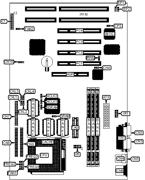 PA-2013 Motherboard Settings and Configuration