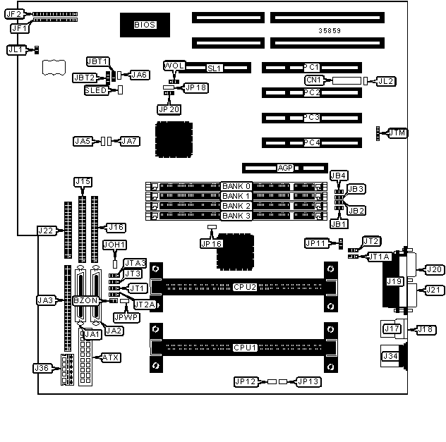 S2DGR Motherboard Settings and Configuration