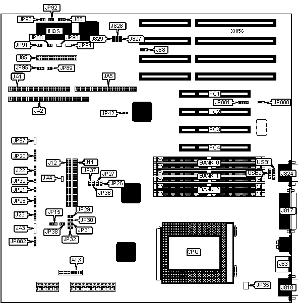 P6SAS Motherboard Settings and Configuration