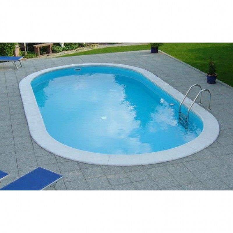 Inbouwzwembad Platinum Pool Cm Diep