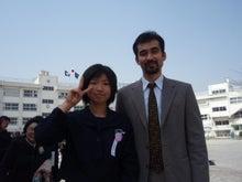飛んでる池江俊博のブログ-卒業式