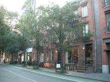 N.Y.に恋して☆-west village street