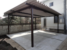 $栃木の工場の鉄守り|鉄骨加工|鉄骨階段|鉄骨造|丸善工業