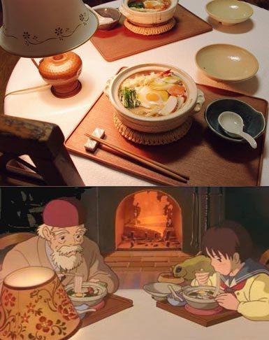 [畫像]ジブリ映畫に出てくる食事メニューを再現した人たち | ロングテールの先っぽで