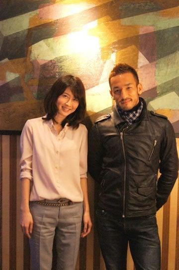 中田英壽さんと。 | 藤井聖子オフィシャルブログ「SEIKO'S IR ...