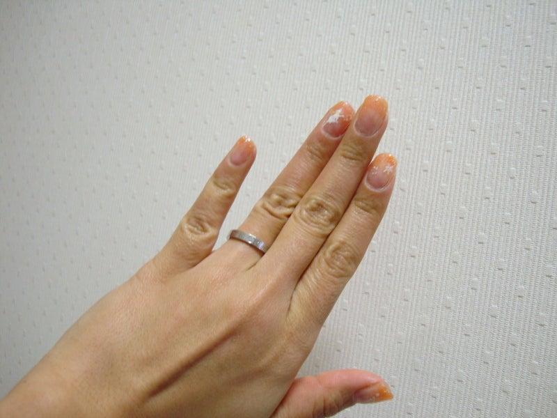 奇妙な指   なないろな日々