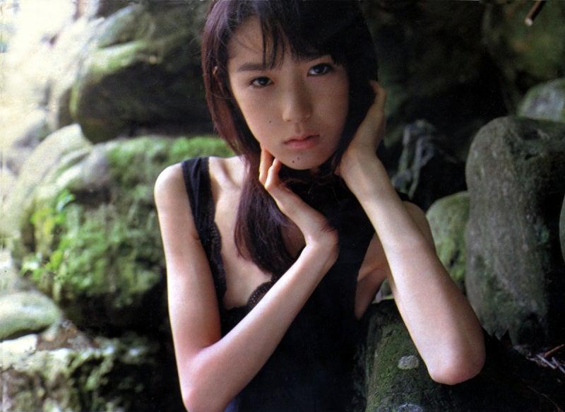 薄倖の顔と體型(初音映莉子) | 痩せ姫の光と影
