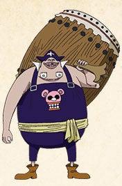 【ONE PIECE】白ひげ海賊団一味 - NAVER まとめ