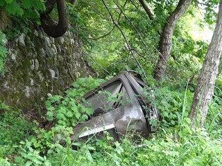 R148 舊外沢トンネル | くまとらゴキおの日常