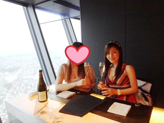 Sky Restaurant 634 @ 東京スカイツリー 欲望のままに我儘にぃ~★Part2!