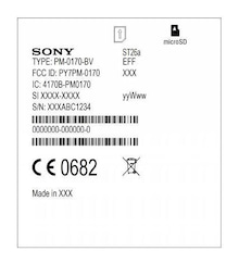 Sony Xperia J ST26a PM-0170-BVがFCC通過|Blog of Mobile!!~http