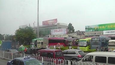 中國・北海港から 中國・南寧市に バス移動。   7ONBのブログ
