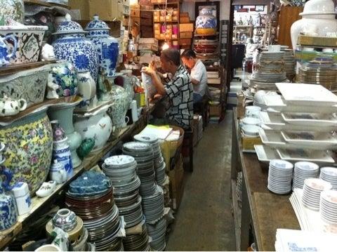 粵東磁廠 Yuet Tung China Works | 香港単身赴任駐在日記→共働き夫婦の家ごはんとお弁當