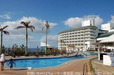 沖縄かりゆしビーチリゾート・オーシャンスパ | 沖縄いちゃりばちょ~で~移住記