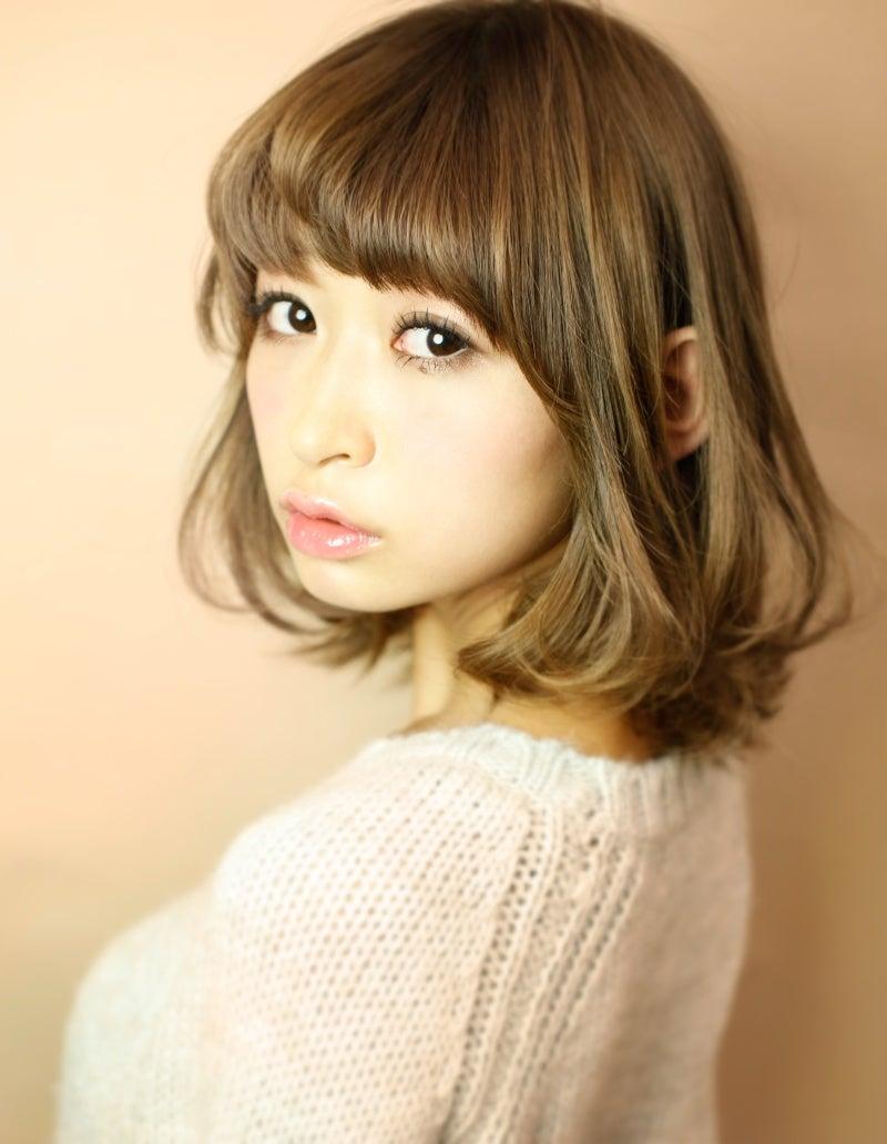 [Hair記事]秋冬にぴったりな2つの「栗色」 2012 ヘアスタイル 秋 ...