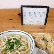 yoshitomoのブログ-讃岐うどん