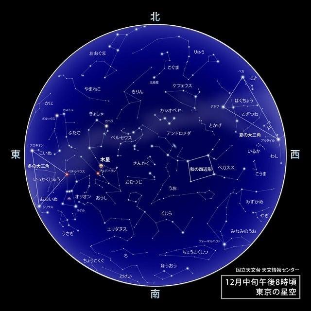 プチプラネタリウム そろそろ冬の星座 冬シリーズご紹介 2-1 | ピッピ 憩いの空間