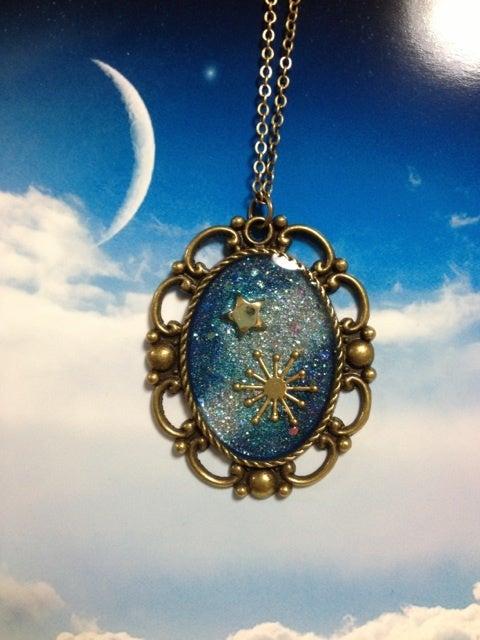 ☆宇宙塗り:レジン:星と結晶☆ | ~星空Lotus~のブログ