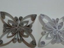 トイレットペーパーの芯で作る、「なんちゃってアイアン壁飾り」 作り方   ロコモーション